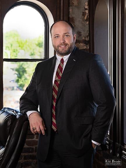 Attorney William Messervy